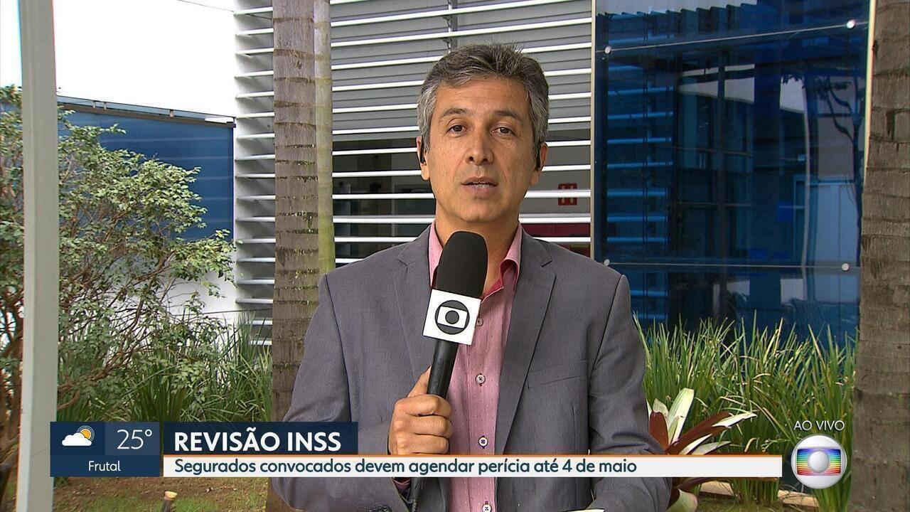 INSS convoca mais de 152 mil beneficiários para verificar inconsistências