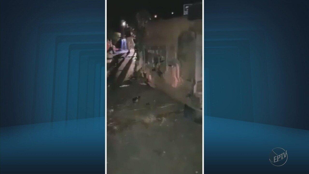 Motorista embriagado causa acidente e mata duas mulheres na BR-459 em MG