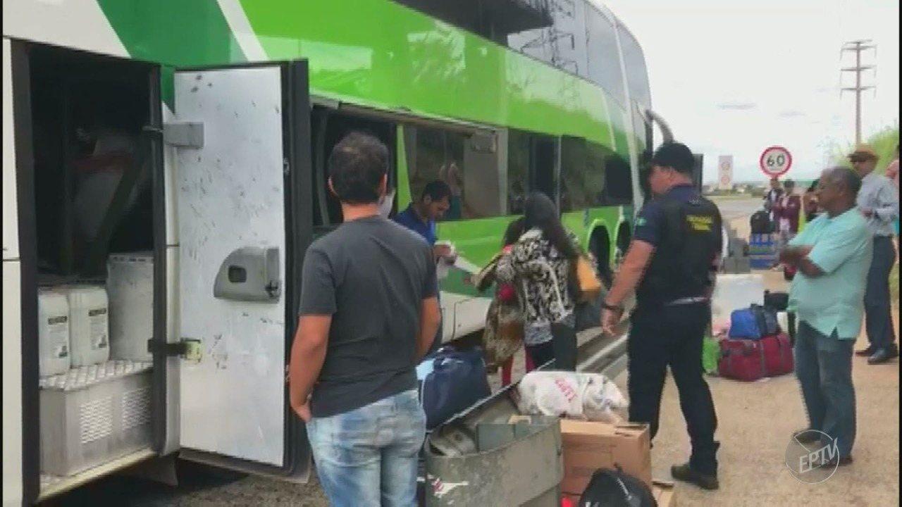 ANTT fecha pontos clandestinos de venda de passagens de ônibus em Campinas