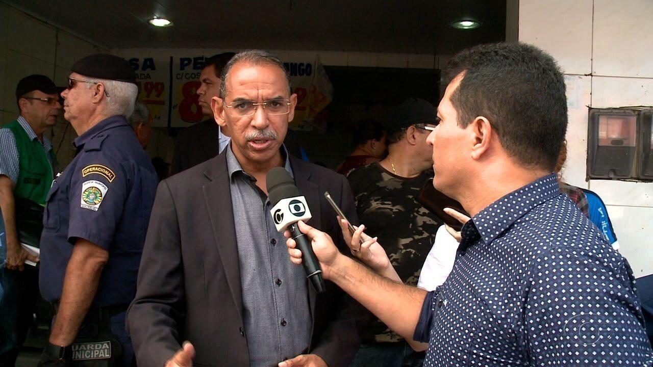 Operação no Jacintinho flagra crimes ambientais em estabelecimentos comerciais
