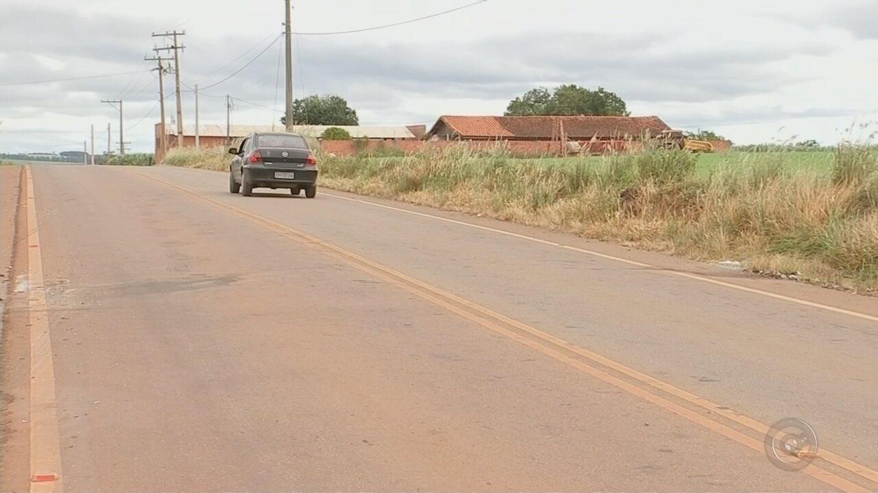 Bebê de cinco meses e pai morrem após acidente em rodovia de Campina do Monte Alegre
