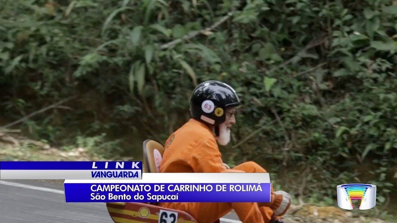 São Bento do Sapucaí sediou campeonato que lembrou a infância