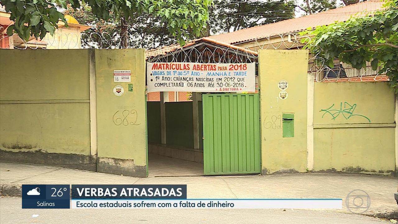 Sem verbas, escolas estaduais pedem ajuda dos pais para manutenção de materiais básicos