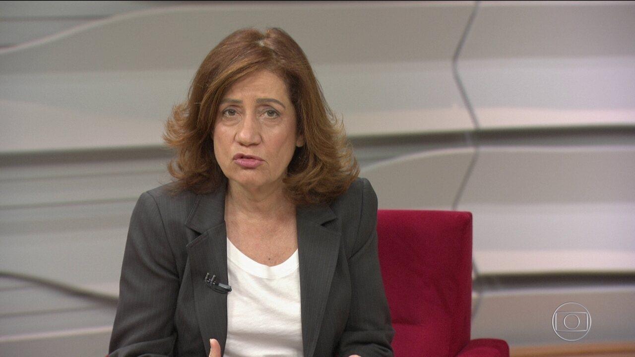 Previsões de crescimento minguam com desemprego alto e consumo em baixa, diz Miriam Leitão