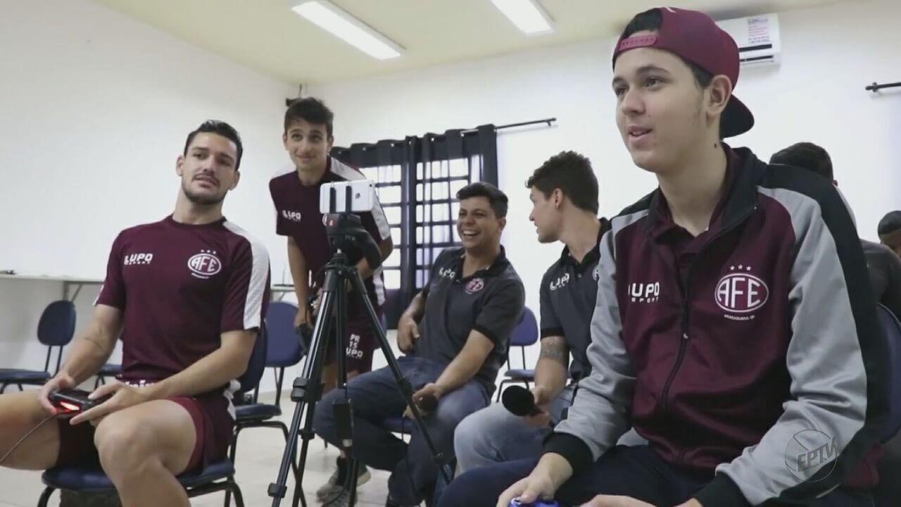 Ferroviária contrata atual campeão brasileiro de PES