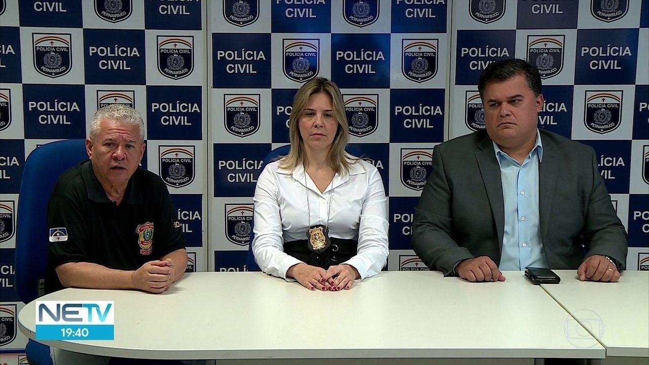 Pai de santo é preso suspeito de estuprar adolescentes e criança em Olinda