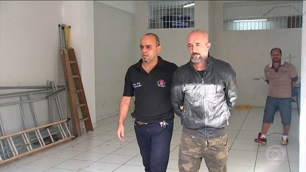 Cristian Cravinhos é preso por tentativa de suborno de policiais no interior de SP