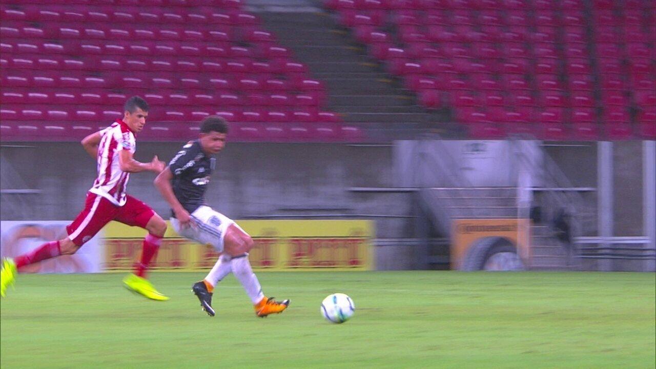 Melhores momentos: Náutico 1 x 0 Ponte Preta pela quarta fase da Copa do Brasil