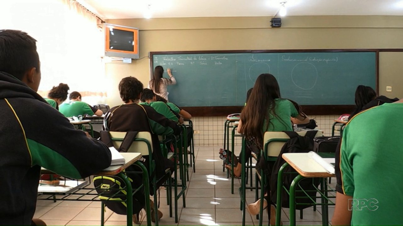 Escola Helena Kolody é liberada e aulas voltam ao normal