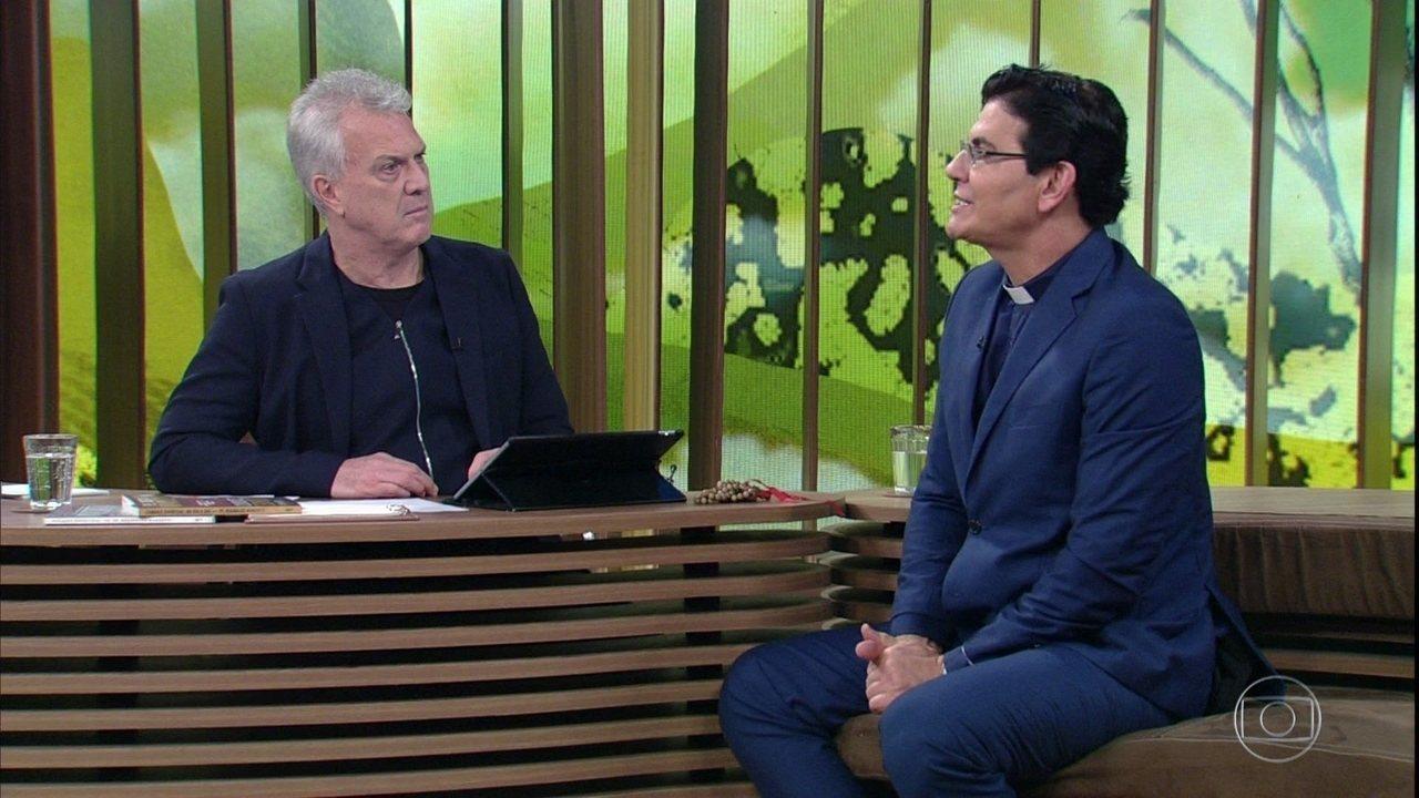Padre Reginaldo Manzotti revela o que espera para o futuro da Igreja Católica