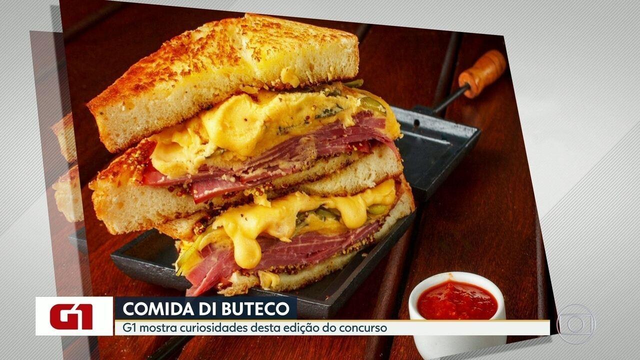 Prepare-se para mais um fim de semana do Comida di Buteco
