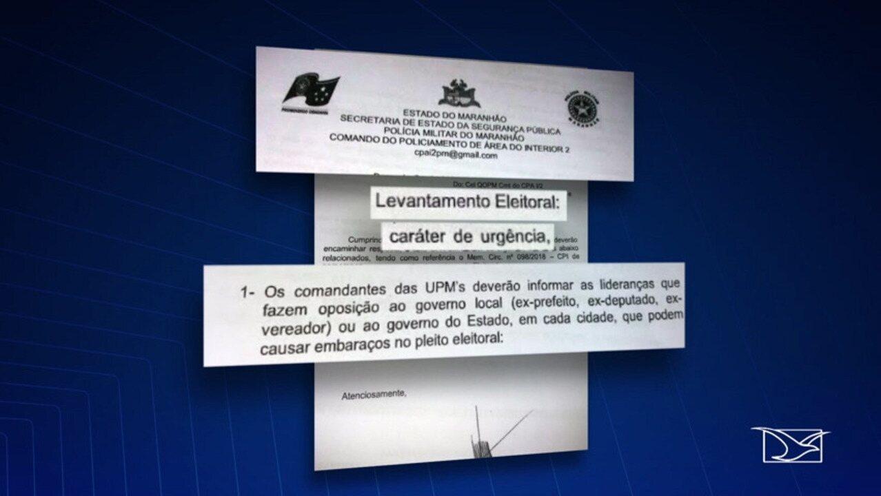 Secretaria de Segurança Pública inicia investigação para apurar documentos