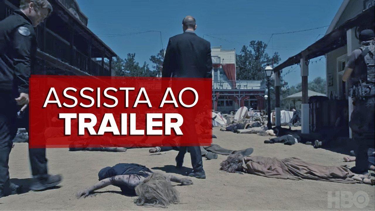 Veja trailer da segunda temporada de 'Westworld'