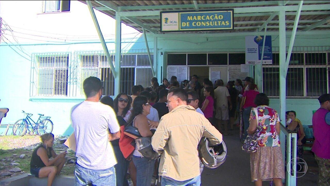 Falta de médicos dificulta o atendimento em várias cidades do país