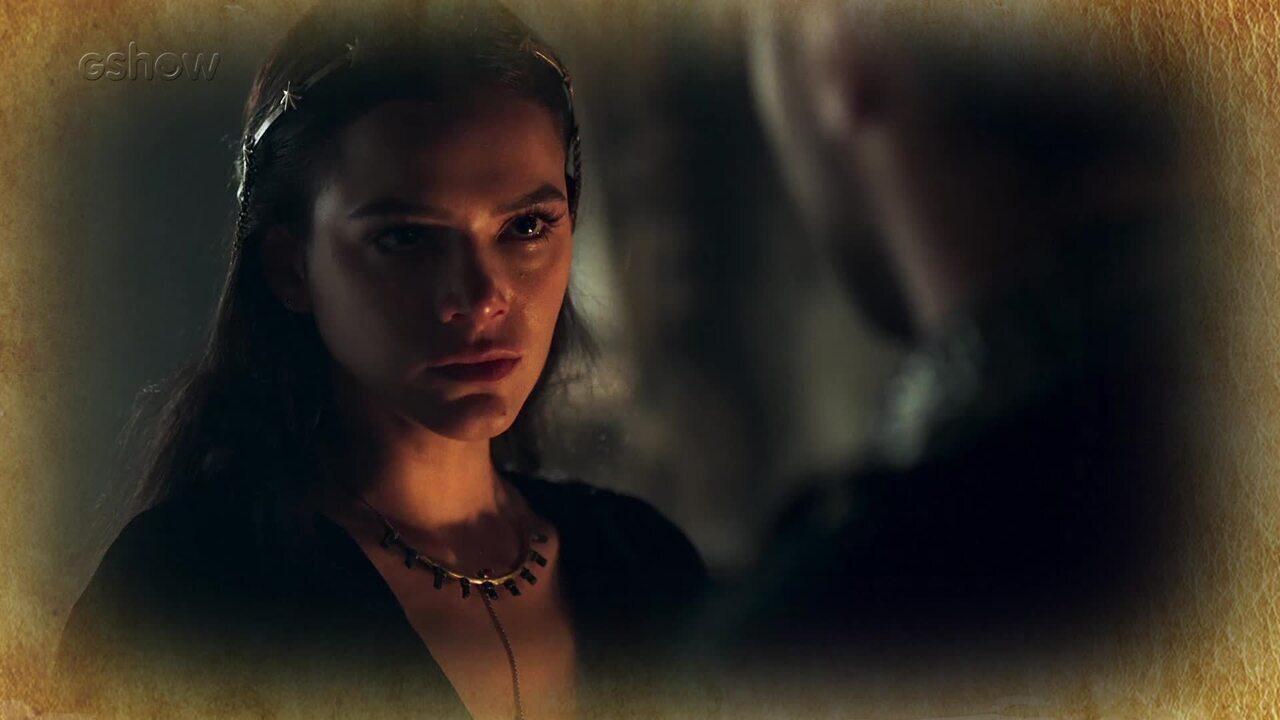 Resumo de 25/04: Virgílio diz ter carta na manga contra Catarina e ela fica furiosa