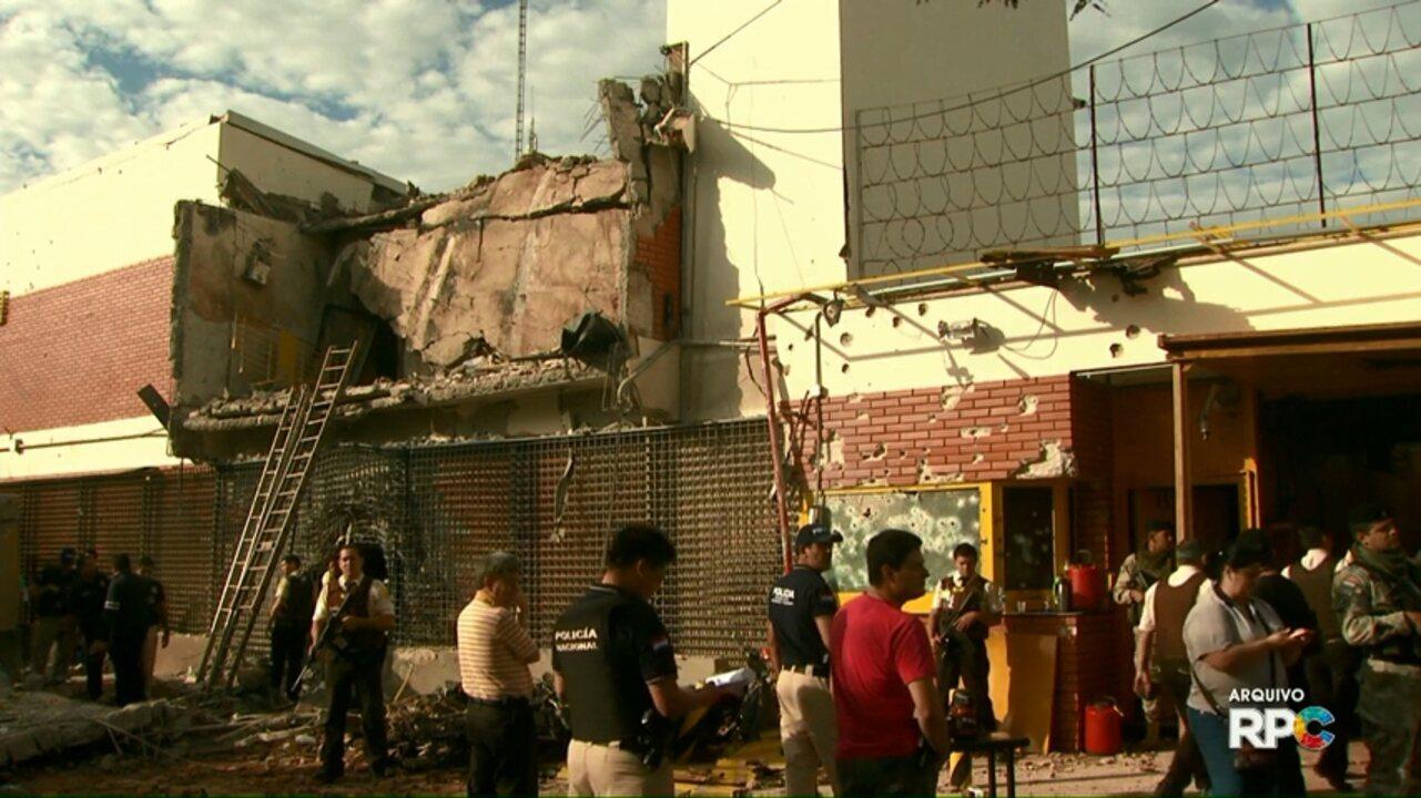 Há um ano o Paraguai viveu um dos maiores assaltos da história do país
