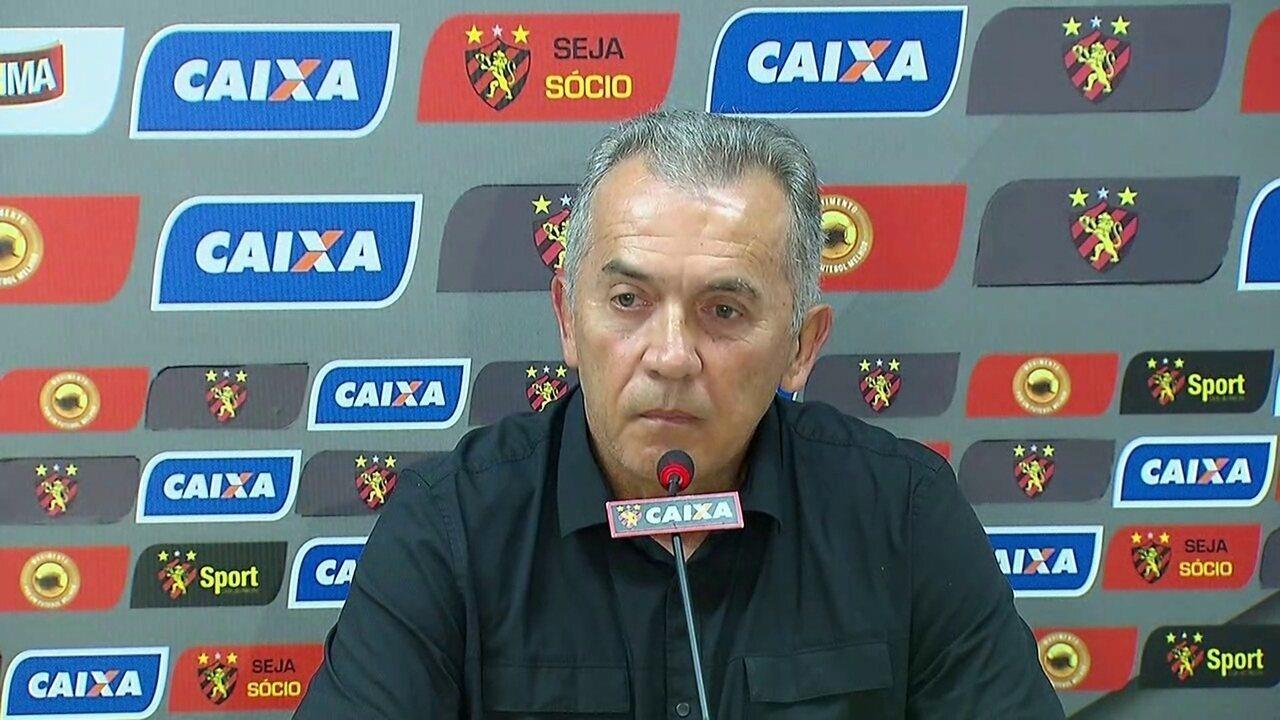 """Nelsinho diz não temer represália por ter dado entrevistas: """"Fiz pela instituição"""""""