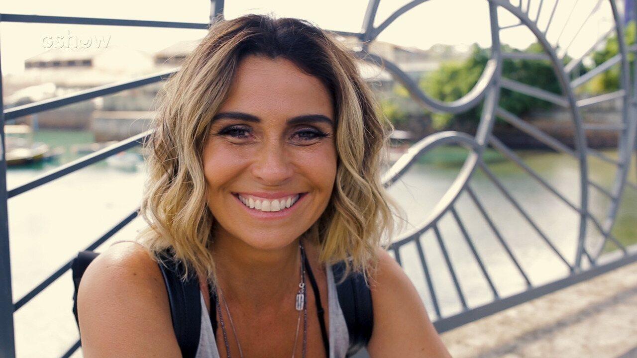 Giovanna Antonelli e Emílio Dantas mostram bastidores de 'Segundo Sol'