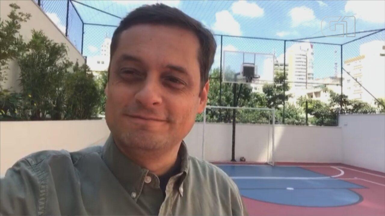 Renato Biazzi relembra trajetória na TV TEM e parabeniza emissora pelos 15 anos
