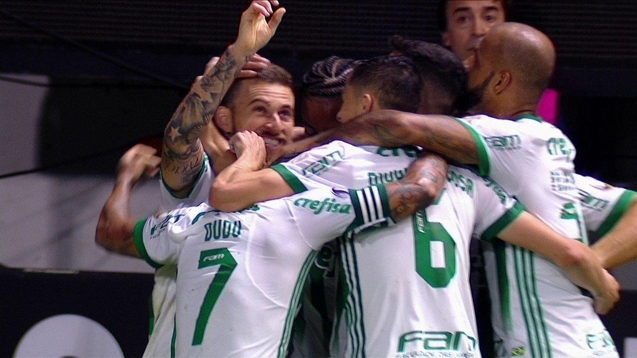 Melhores Momentos: Boca Juniors 0x2 Palmeiras, pela Libertadores