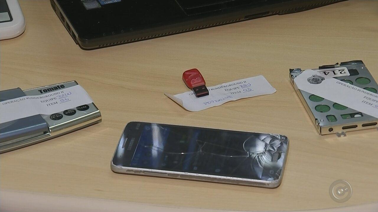 Polícia Federal prende homem em Jaú em operação nacional contra pornografia infantil