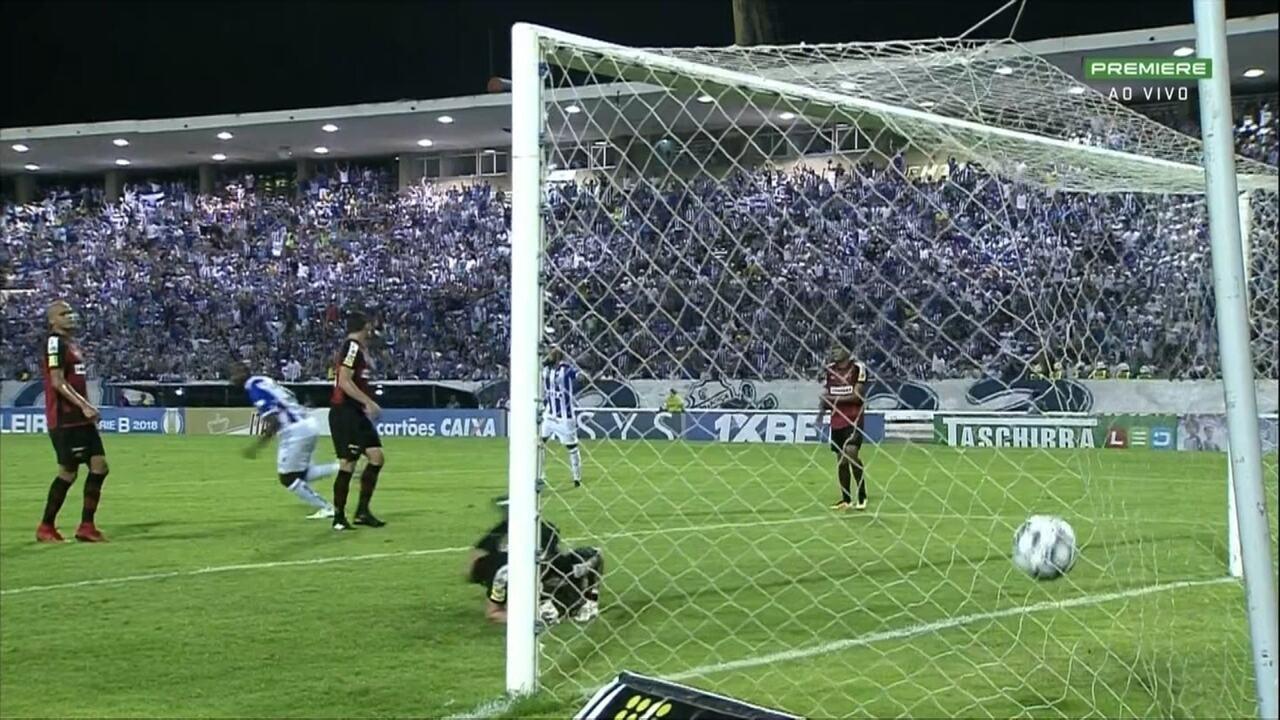 Melhores momentos de CSA 5 x 1 Oeste, pela 3ª rodada do Brasileirão Série B