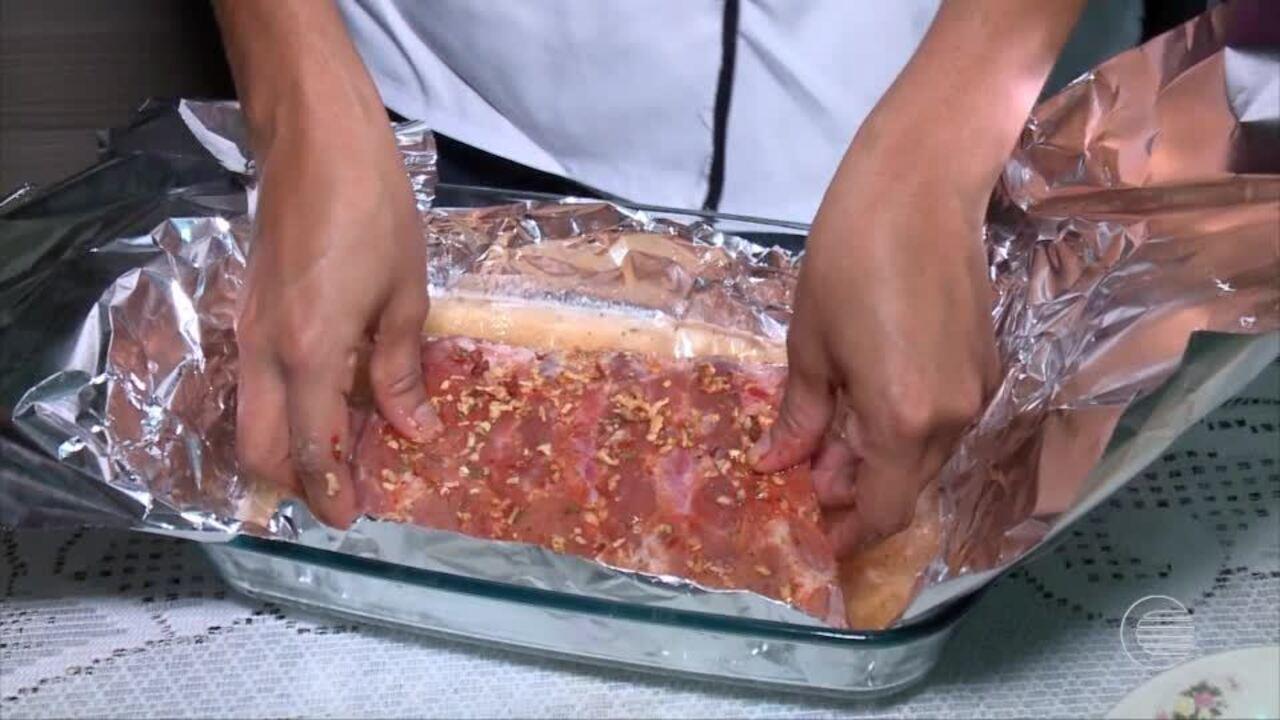 Aprenda a preparar uma carne suína com molho barbecue
