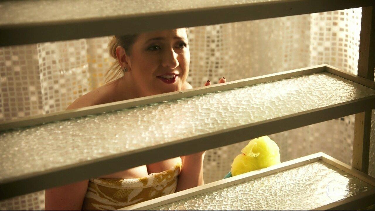 Cantoria no chuveiro