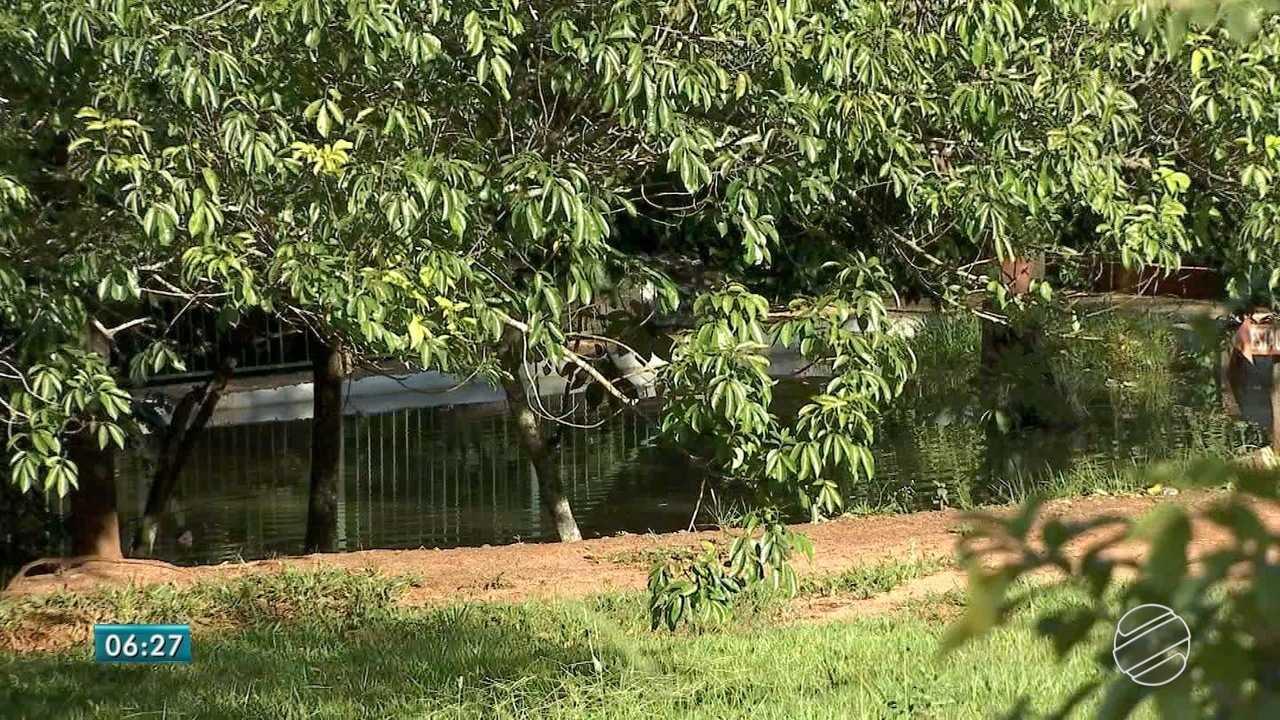 Mecânico é encontrado morto em lago de clínica para reabilitação em MS