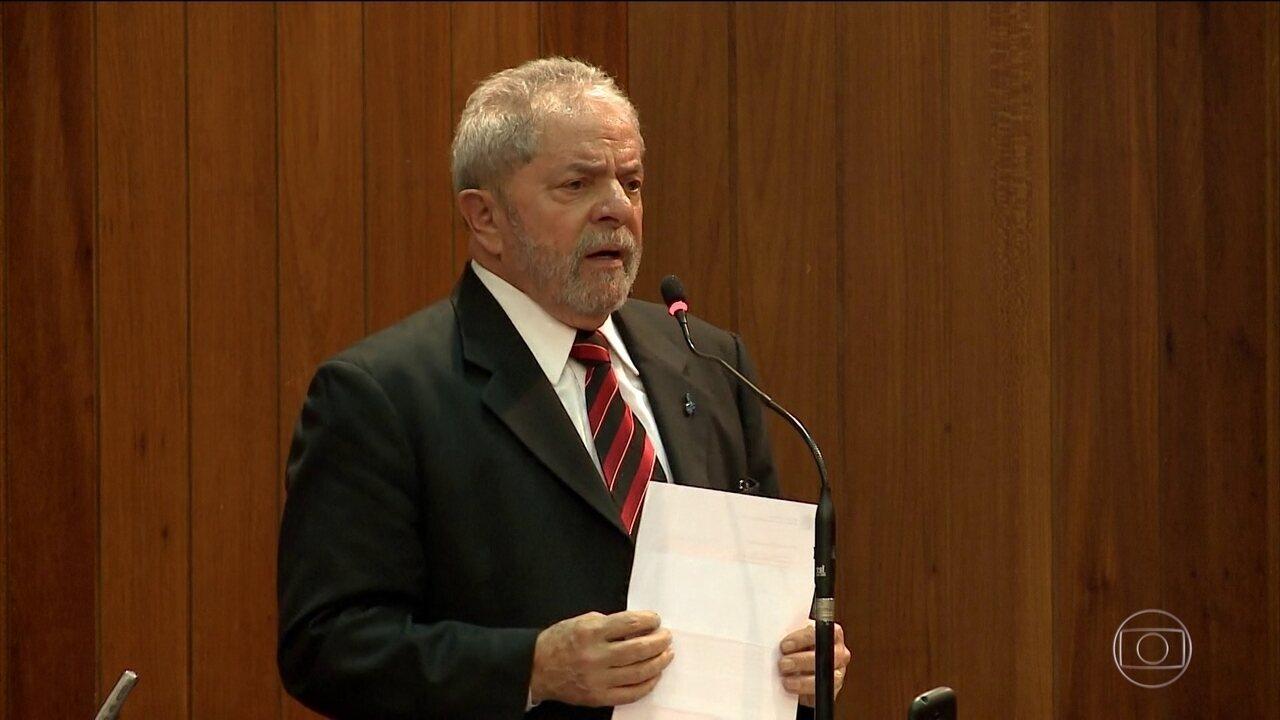 PGR denuncia Lula e mais três ex-ministros de governo do PT