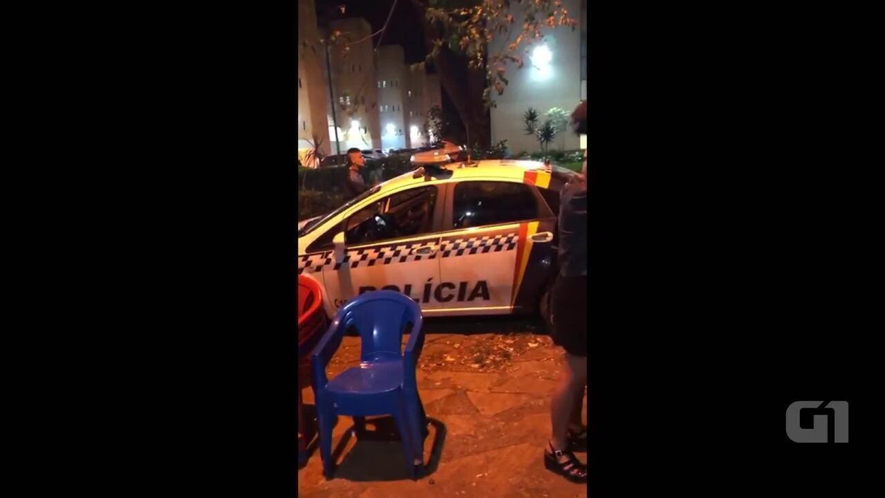 PM lança spray de pimenta em clientes de bar da Asa Sul