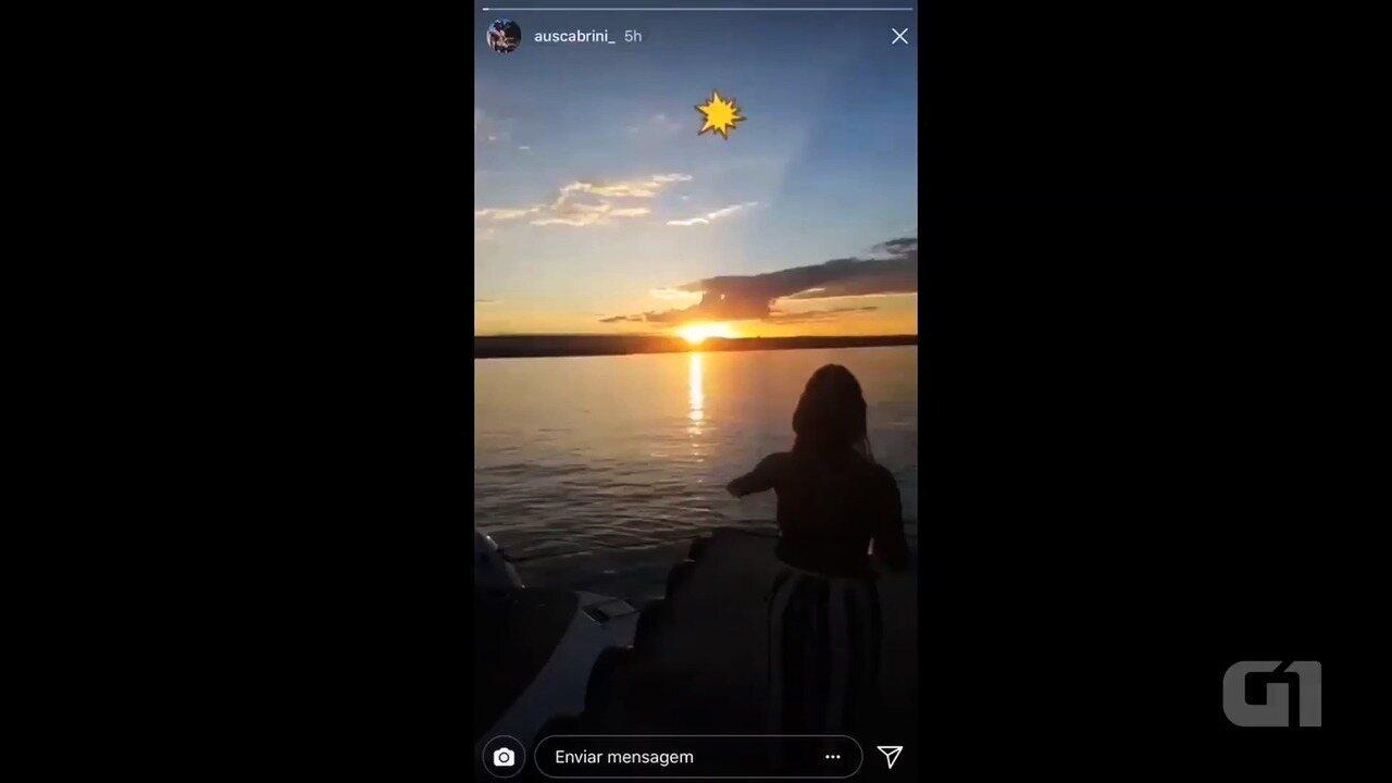 Veterinário que morreu ao fazer selfie gravou vídeo antes de cair no Lago Corumbá