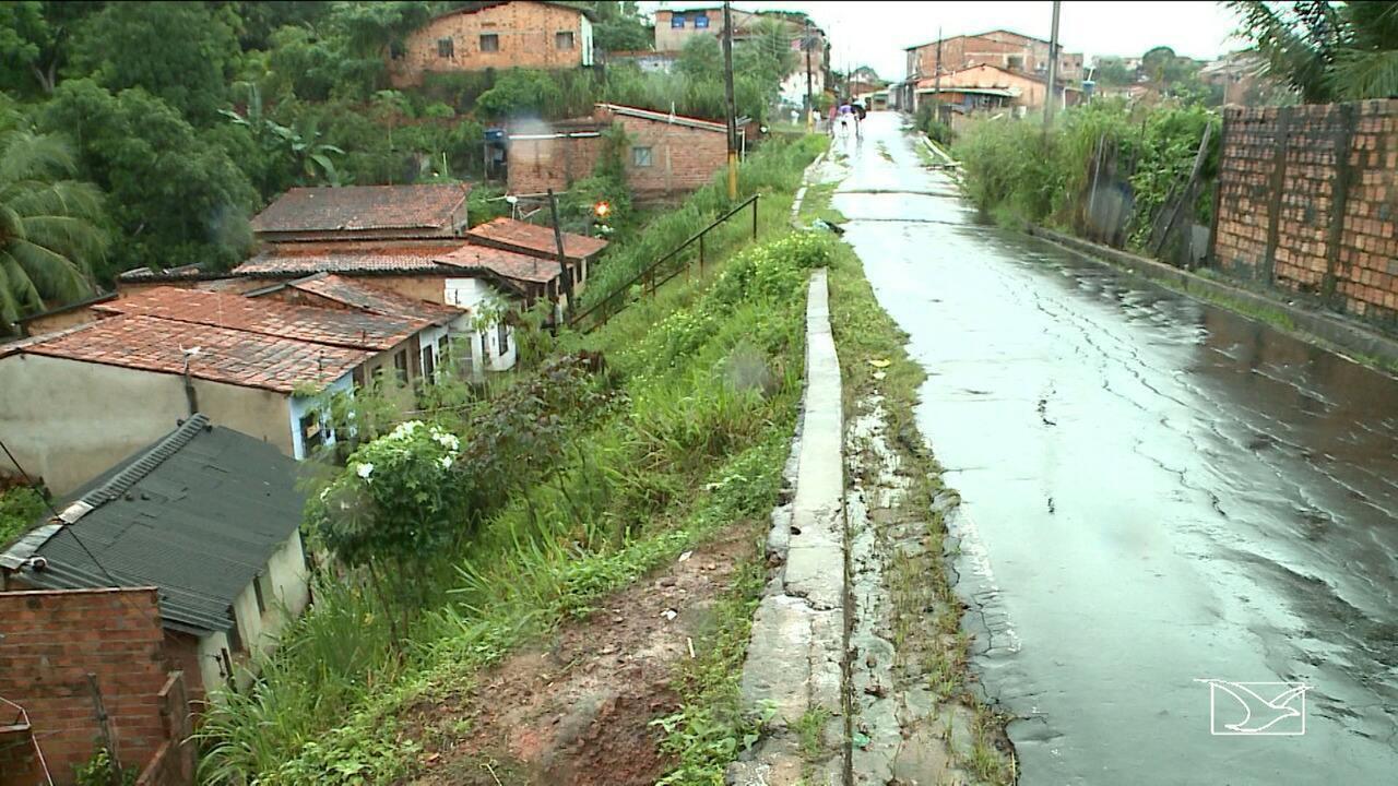 Defesa Civil monitora áreas de risco em São Luís
