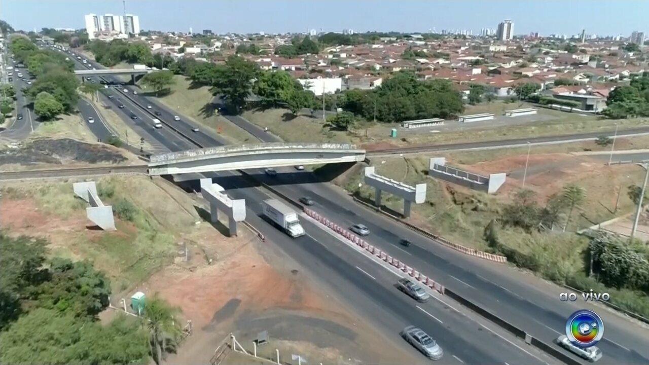 Trecho da BR-153 em Rio Preto terá novas interdições