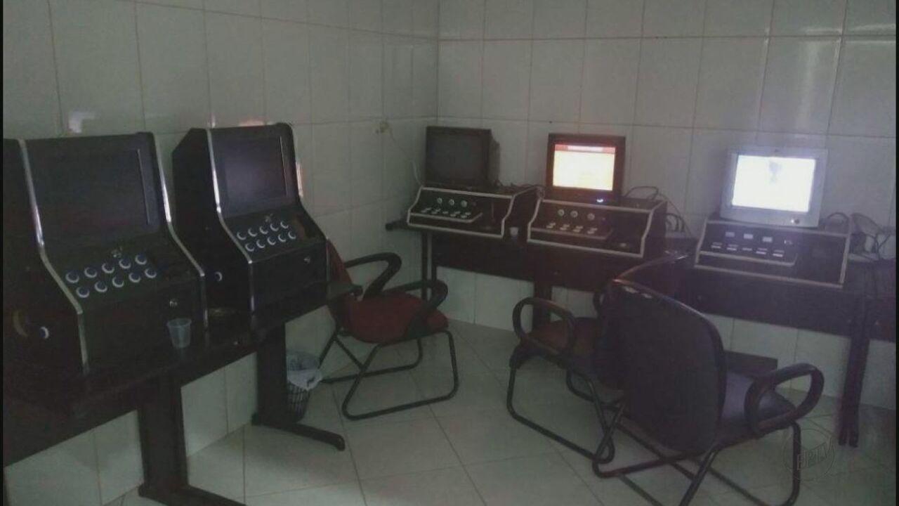 Cassino clandestino é fechado pela Polícia Militar em São Carlos, SP