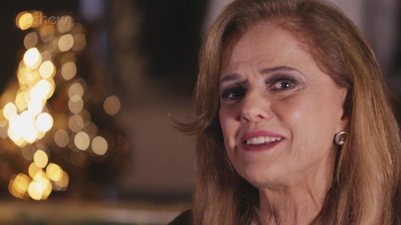 Vídeo exclusivo: Marieta Severo fala da profissão de atriz (Imagem e Edição: Ale Albuquerque/Gshow)