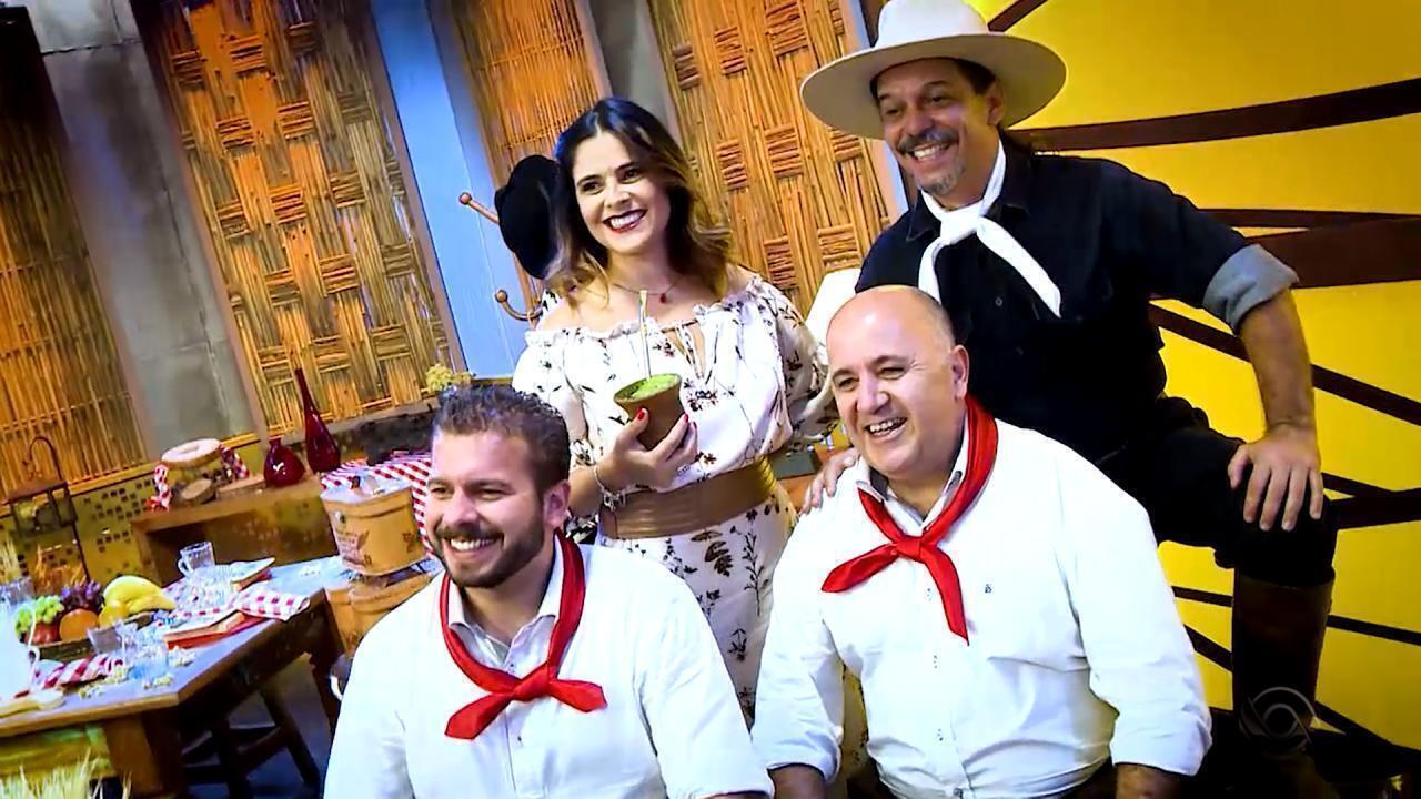 Confira as atrações do 'Galpão Crioulo' deste domingo (6)