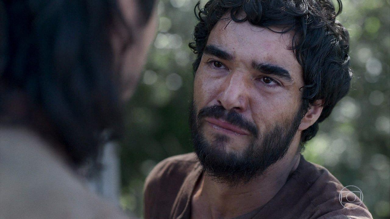 Cássio manda Afonso partir sem ele