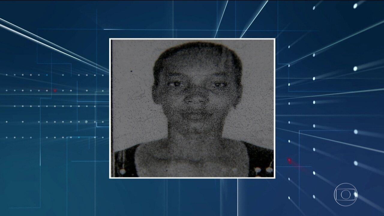 Mulher e filhos gêmeos, que moravam no 8º andar, estão desaparecidos