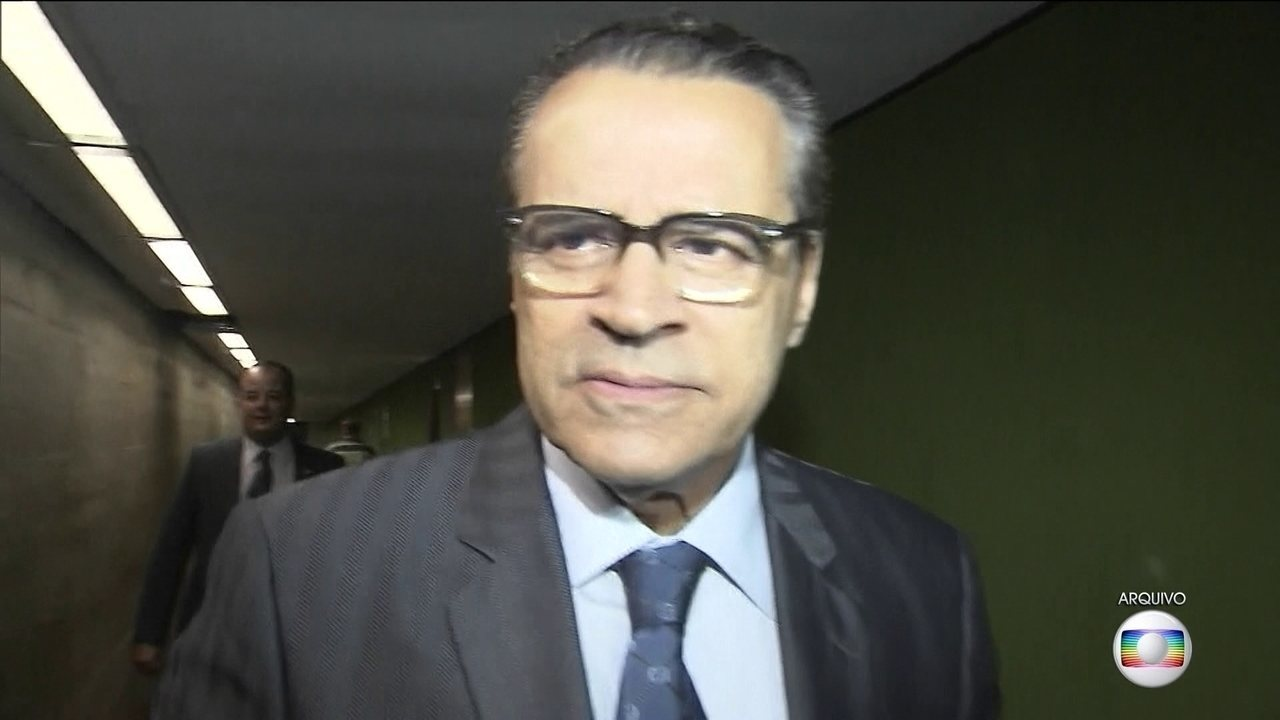 Justiça concede prisão domiciliar a Henrique Alves
