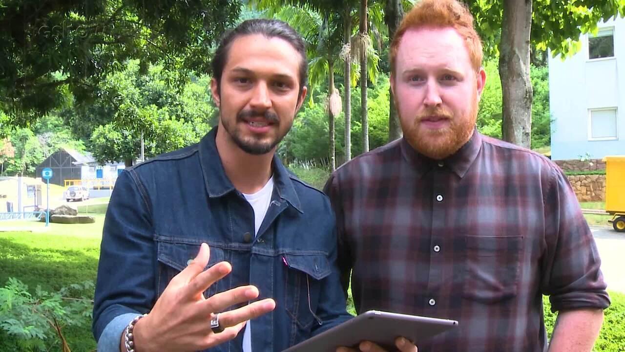 Gavin James, cantor de tema de Afonsália, em Deus Salve o Rei, reage a clipe sobre o casal