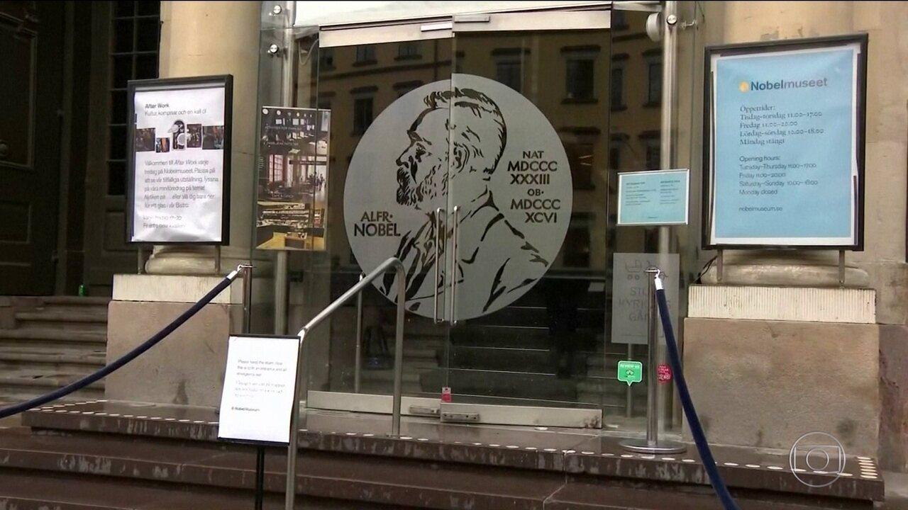 Academia sueca anuncia adiamento da entrega do prêmio Nobel de literatura