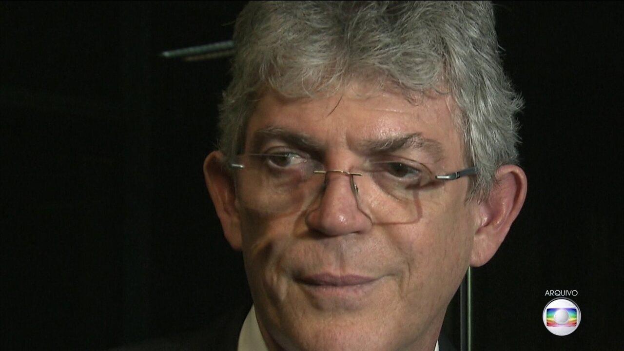 STJ usa 'simetria' para tirar foro de governador da Paraíba