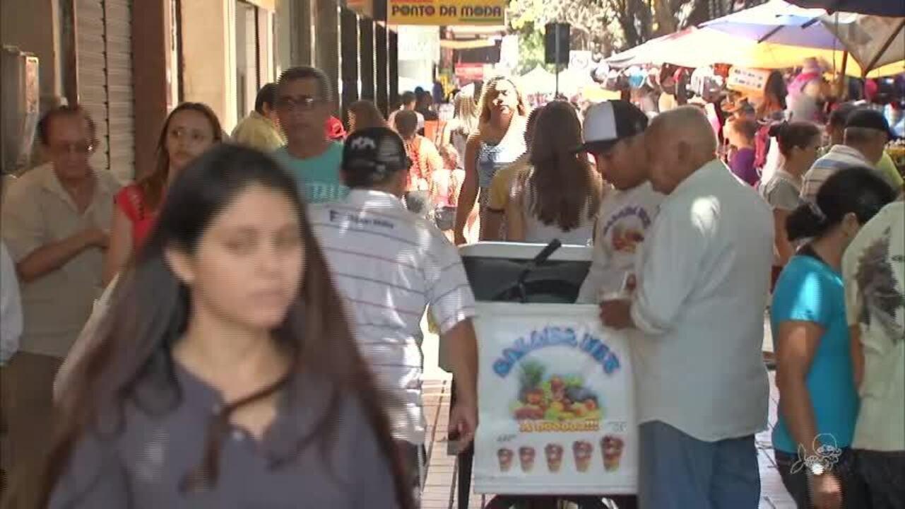 Número de roubos e furtos no Centro de Fortaleza cai 39%, diz secretaria