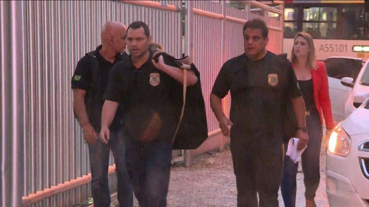 Lava Jato apura propina a MDB e PT; 5 são presos