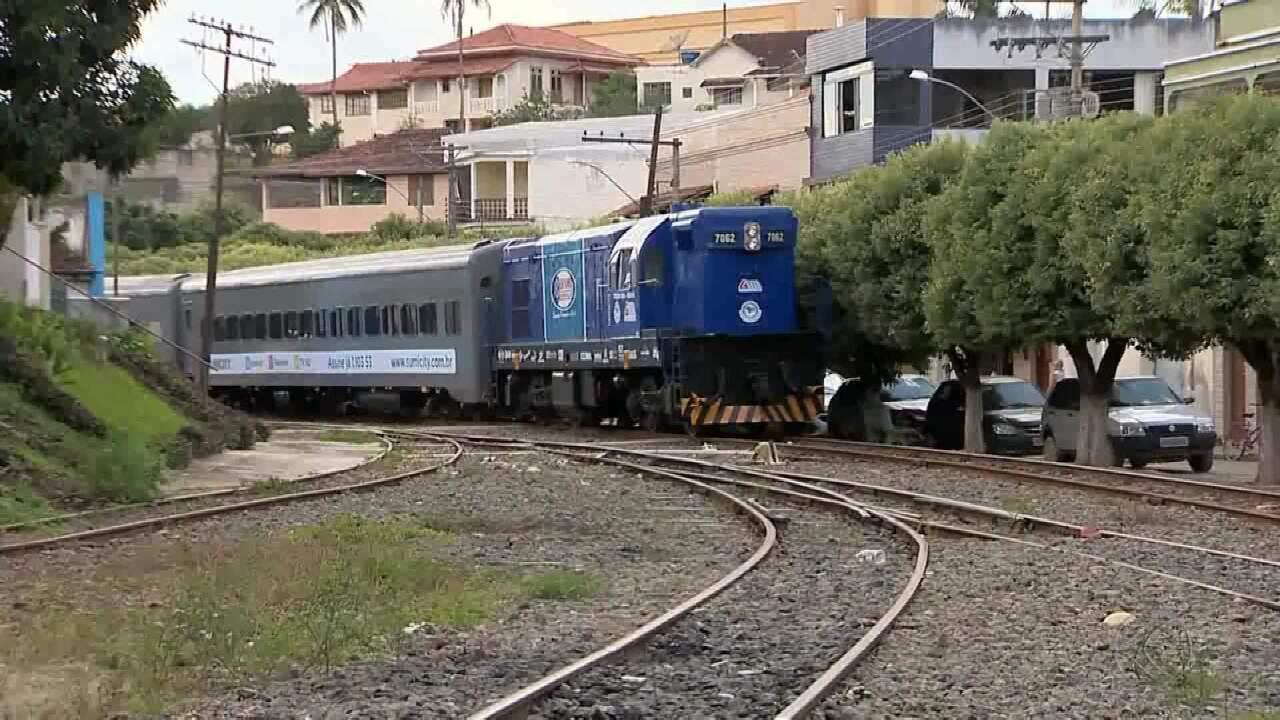 Trem turístico 'Rio-Minas' vai passar por seis cidades da Zona da Mata