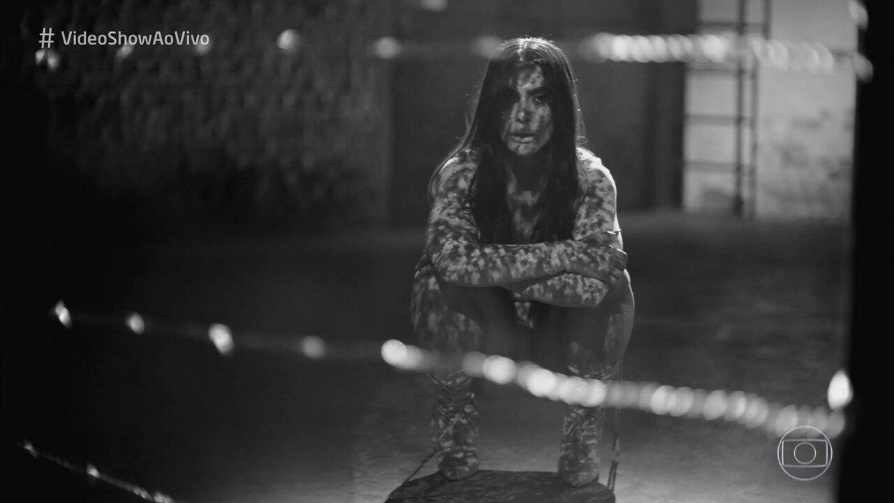 Confira os bastidores do primeiro clipe da cantora Cléo