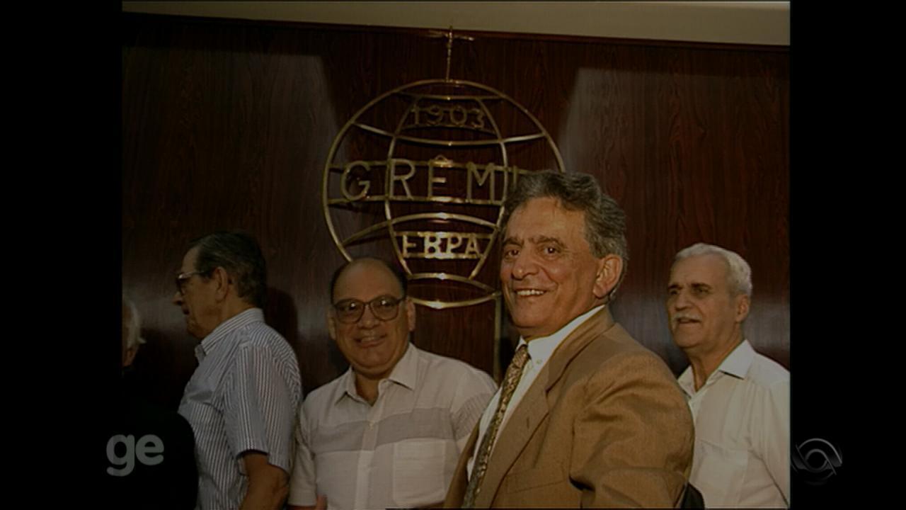 Campeão do mundo em 1983, Fábio Koff assume a presidência do Grêmio 10 anos depois
