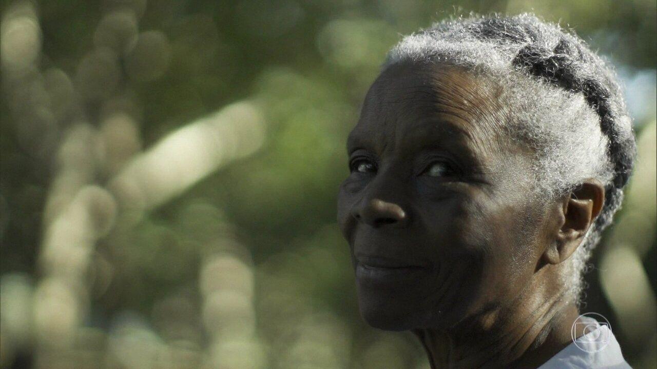 Diva Guimarães conta sua história