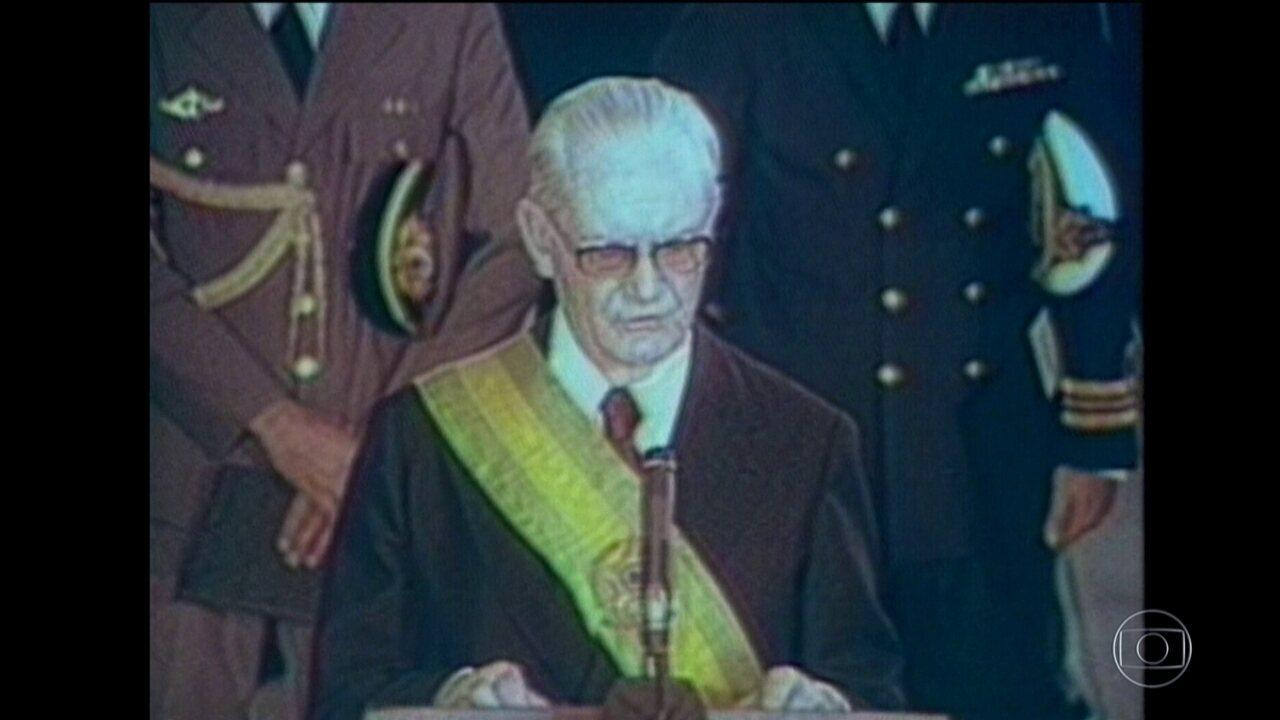 Geisel autorizou execuções durante a ditadura no Brasil, diz CIA